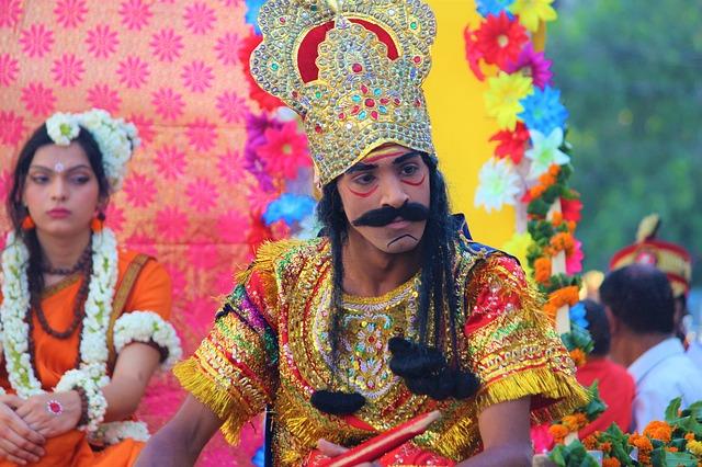 Religious festivals in India, Ram leela