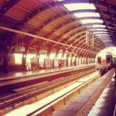 Delhi Metro Station, Delhi Sehenswürdigkeiten