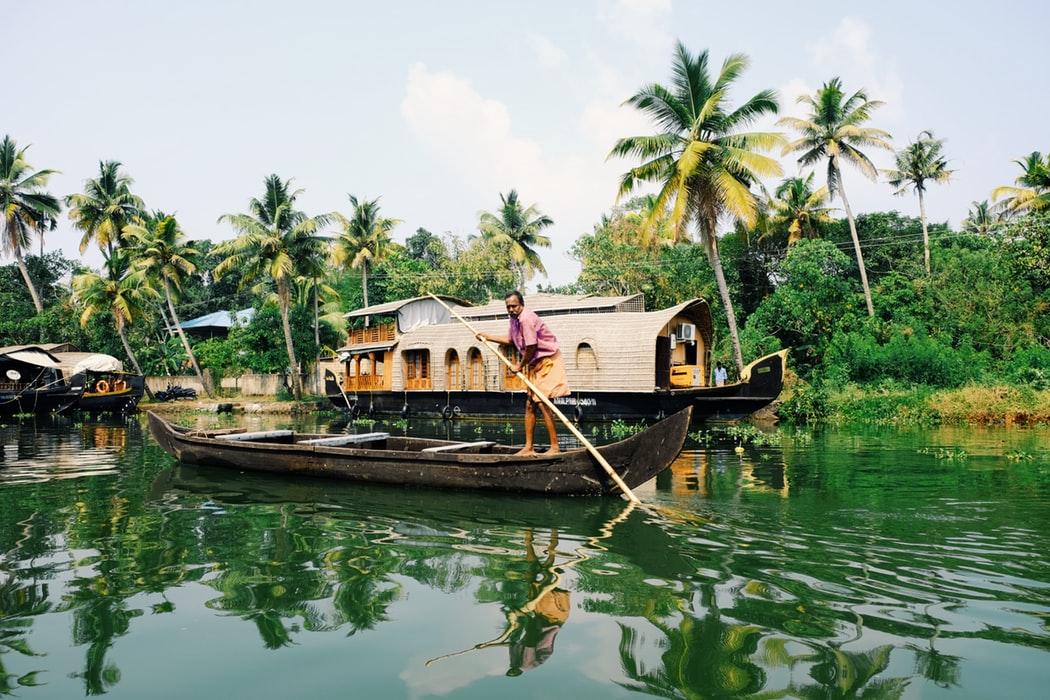 Hausboot Kerala