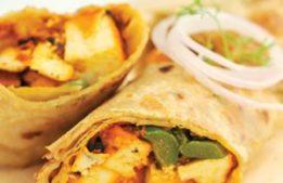 Kathi Roll, Kalkutta Streetfood, indisches Streetfood