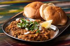 pav bhaji, indisches streetfood, streetfod mumbai