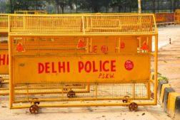 delhi polizei, indische polizei