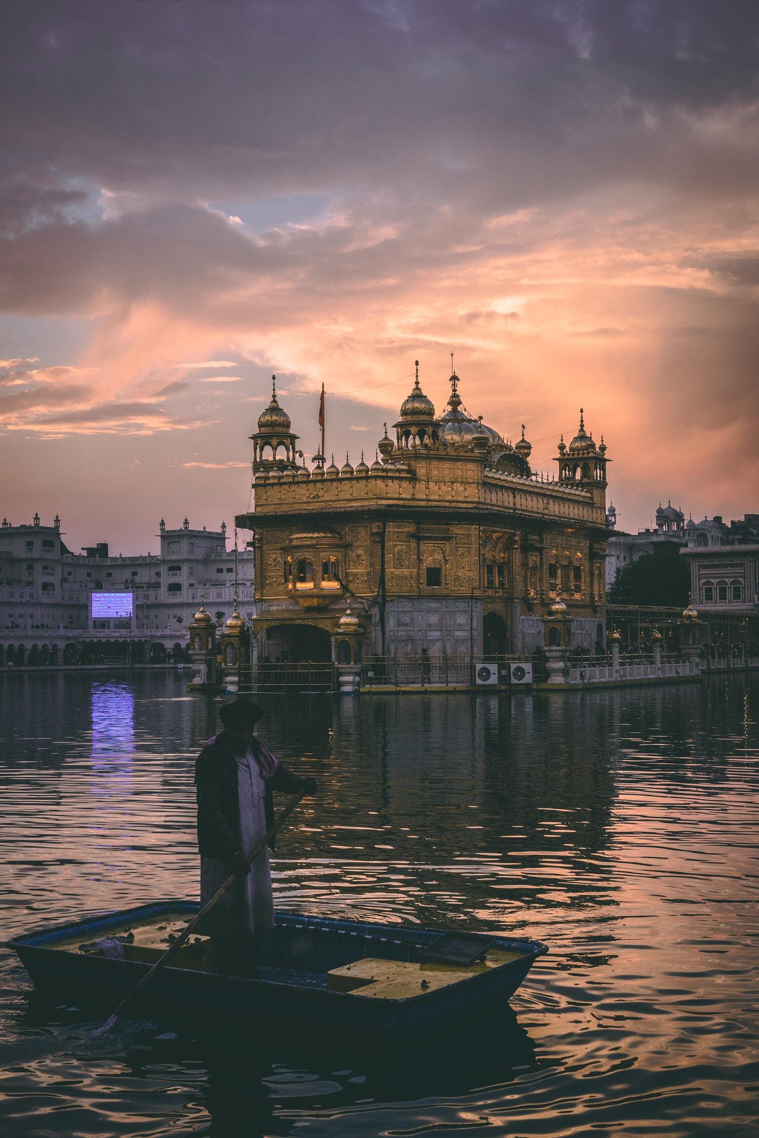 Amritsar Golden Tempel