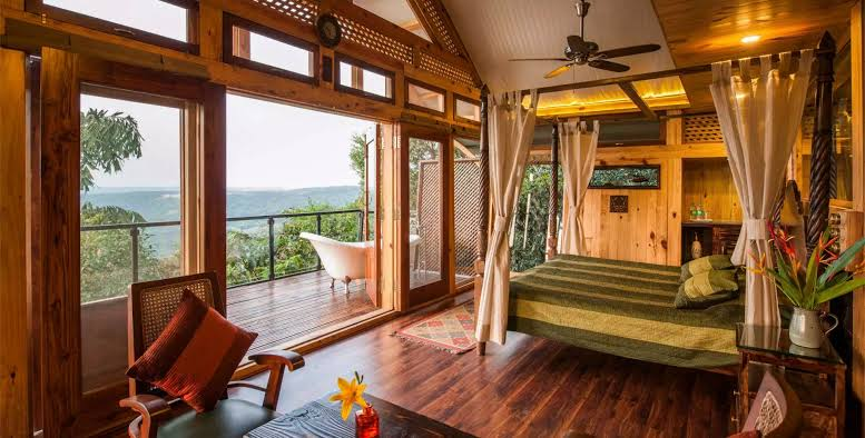 Treehouse resorts in India