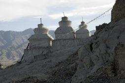klettern in ladakh, shey rock