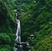 wandern im Himalaya, Bhagsu Nag