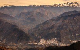 Dharamsala, Wandern im Himalaya