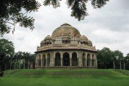 lodhi gardens, sehenswürdigkeiten delhi