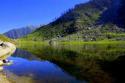Wandern im Himalaya, Kareri Lake, Dharamsala