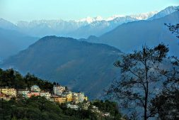 Sikkim, Pelling