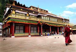 rumtek Kloster, Sikkim