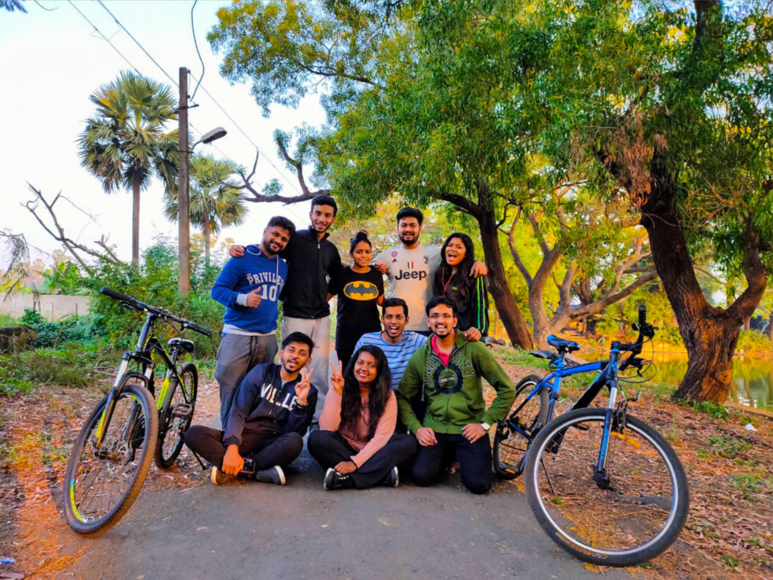 Smiles away, group tours, Eco friendly tours in India
