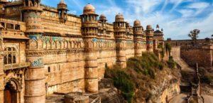 indische geschichte, forts und festungen