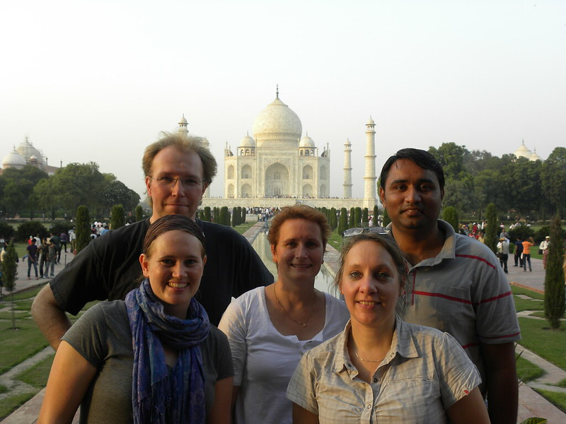 7 wonders of the world, Taj Mahal, best family holiday destinations in India