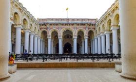 Thirumalai Palace, indien reiseziele