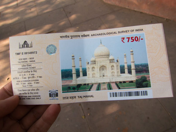 Average cost for a day in India
