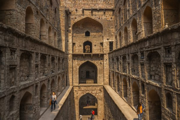 Stepwell in Delhi, Places to visit in Delhi