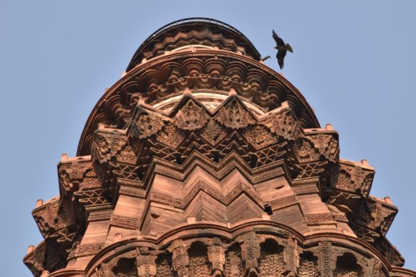Monuments in the capital of India, Architecture in Delhi
