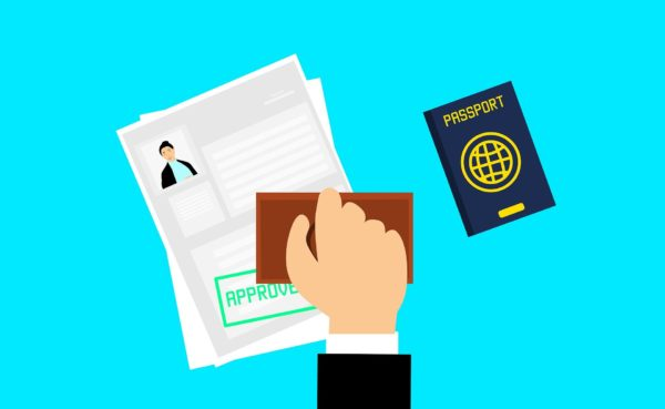 Appoved visa to India