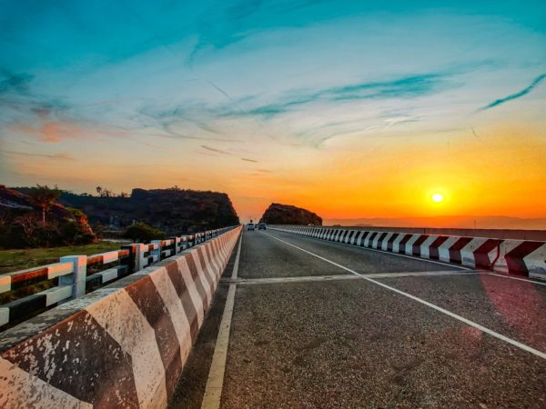 Mumbai to Kerala by road, transport options in India