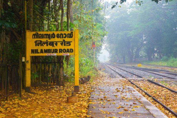 Top train journeys in India