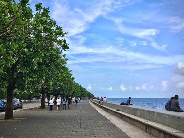 Marine Drive, How to reach Bombay