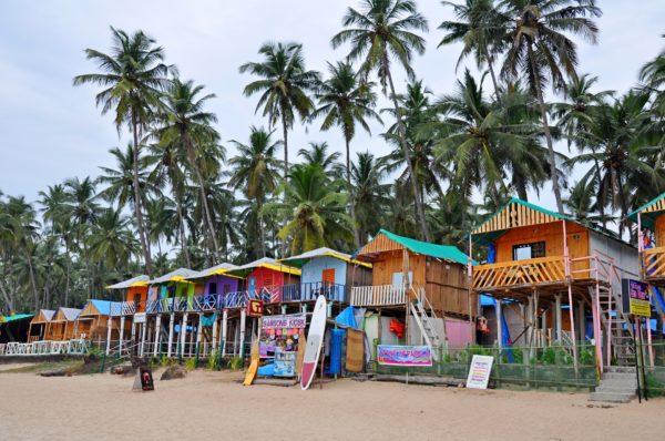 beachshack budget travel in india