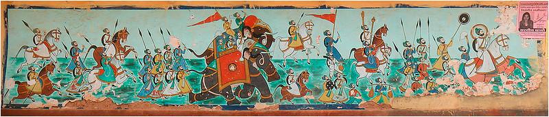 Bundi India, Rajasthani Paintings