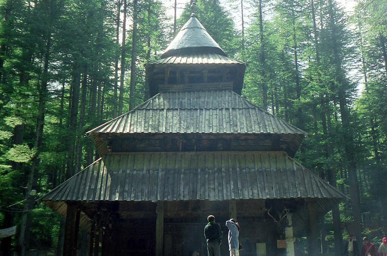 Hadimba Temple Manail, Temples in India