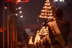 Aarti At Varanasi, Activities in Varanasi