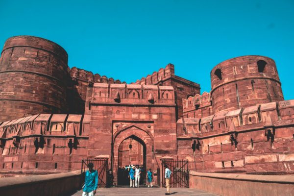 Best places to visit in India, Agra, Red Fort