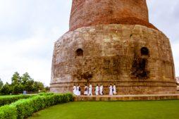 Dhamek Stupa, Varanasi, Places to explore in Varanasi