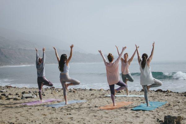 Places to enjoy Yoga