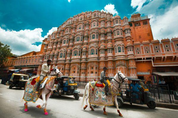The Stunning Hawa Mahal, Jaipur, places to visit in Rajasthan