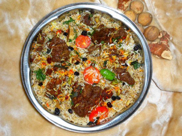 Culinary holidays in India, Biryani, Food tour in India