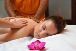 massage in indien