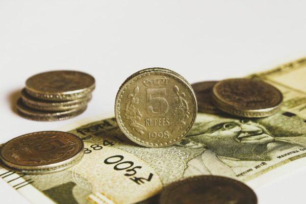 Indian currency, weather in North India