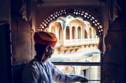 Jodhpur, indien reiseroute