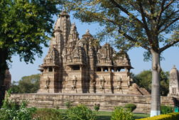 Temples to visit in Khajuraho