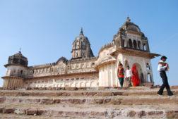 Temples in India, Laxminarayan Temple Orchha