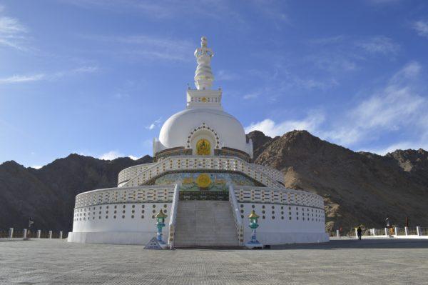 Shanti Stupa, Things to do in Leh and Ladakh