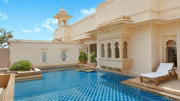 high-end hotels in Udaipur Rajasthan, Udaivillas