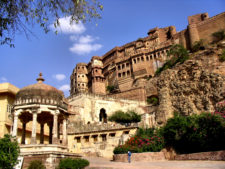 Mehrangarh Fort, Jodhpur, Forts to visit in India