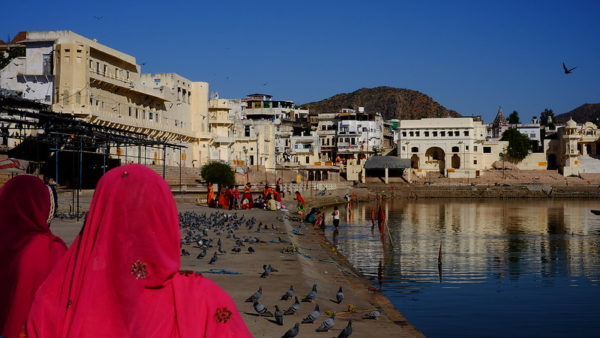 Pushkar lake, Spritual places in Rajasthan