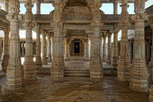 Ranakpur Jain Temple, Off beat places in Rajasthan
