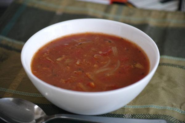 South Indian cusine, Rasam