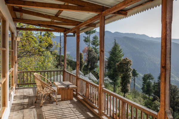 Unique places to stay in Shimla India