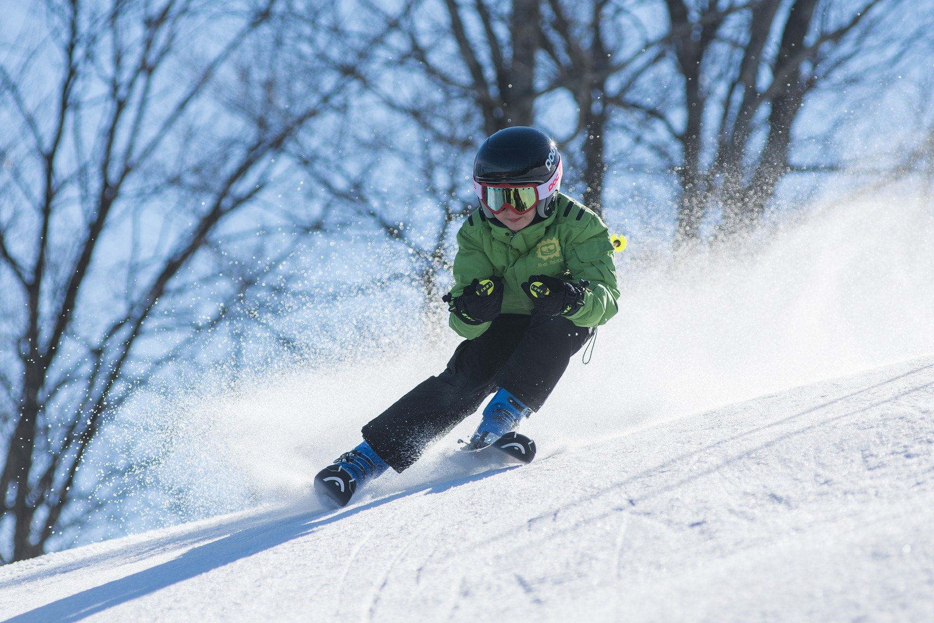 best places to ski in India
