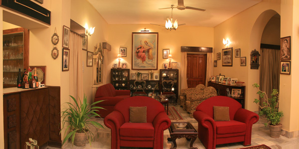 Budget friendly Heritage hotels and homestays in India