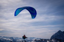 Paragliding in Bir - adventure activities in Dharamshala